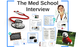 The Med School Interview