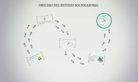 Copy of PROCESO DEL ESTUDIO SOCIOLABORAL