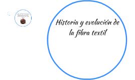 Historia y evolución de la fibra textil
