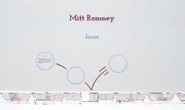 Barack Obama and Mitt Romney Research