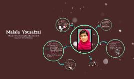 Malala Yousafzai Biography by Halima Sadia on Prezi