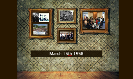 March 16th 1958