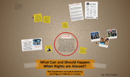 What Can and Should Happen When Rights are Abused?