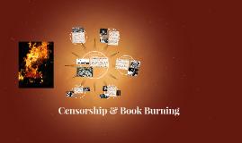Censorship & Book Burning