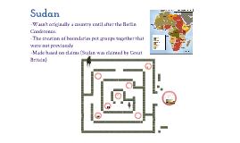 Copy of Sudan / South Sudan