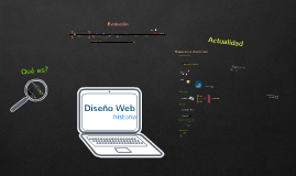 Copy of Diseño Web // Historia