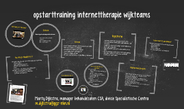 Copy of Copy of opstarttraining internettherapie