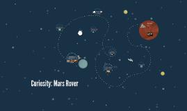 Curiosity: Mars Rover