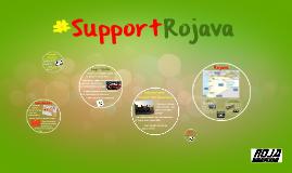 #SupportRojava Kampagne 2015