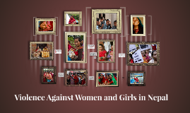 Violence Against Women and Girls in Nepal