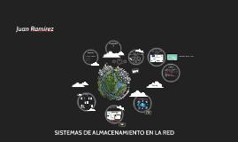 Solución de almacenamiento en red SBPM