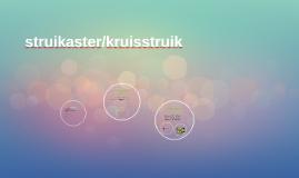 struikaster of kruisstruik