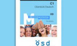 ÖSD - C1 Prüfungsvorbereitung