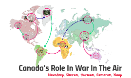 Copy of Canada's Role In War In The Air