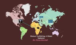 Human Trafficking - Roberts