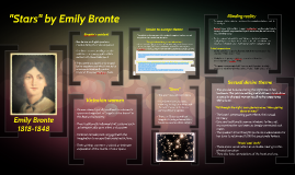 """Stars"" by Emily Bronte"