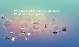 Digital Literacy Conference: Why Teach 21st Century Literacies