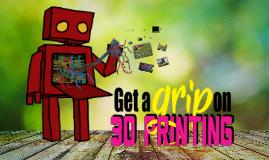 AGGIESTEM 3D PRINTING
