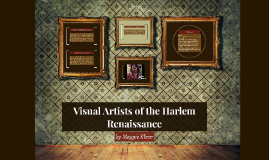 Visual Artists of the Harlem Renaissance