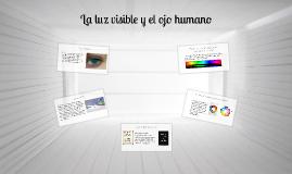 La luz visible y el ojo humano