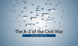 The A-Z of the Civil War