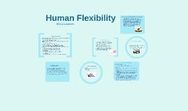 Human Flexibility