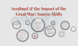 Scotland & the Impact of the Great War: Source Skills