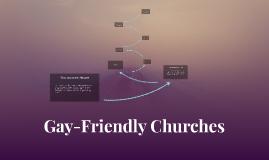 Gay-Friendly Churches