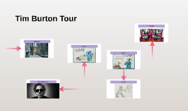 Tim Burton Tour