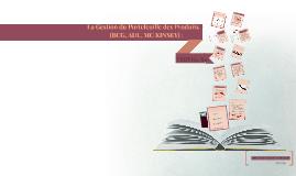 La gestion du portefeuille des produits (BCG, ADL, MC KINSEY