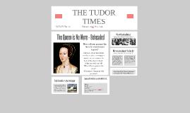 THE TUDOR TIMES