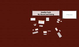 Copy of Copy of The Seven Quality Control Tools and
