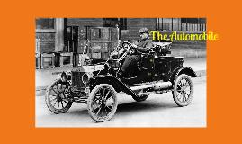 Roaring 20's Automobile