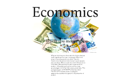 definition of economoics Economic definition: the definition of economic is something related to the management of income, expenses, money or wealth (adjective.
