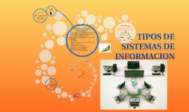 Copy of TIPOS DE SISTEMAS DE INFORMACION