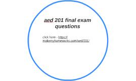 lifc 201 final exam