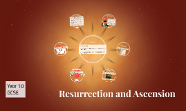 Resurrection and Ascention