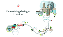 Determining the Right Location