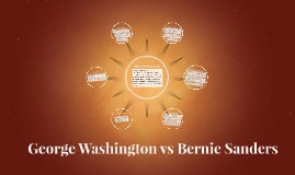 George Washington vs Bernie Sanders