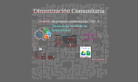 Dinamización Comunitaria. Ferramentas de Información