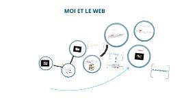 Moi et le Web