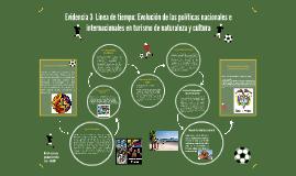 Copy of Evidencia 3  Línea de tiempo: Evolución de las políticas nac