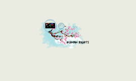 Copy of HUMAN RIGHTS
