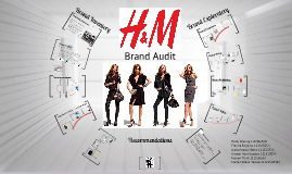 marketing plan of h m H&m have very balanced rates of replenishment and discounting on their women's tops, dresses, bottoms, outerwear and footwear categories their accessories category sees more replenishments than discounts – which is an area of potential threat to local retailers.