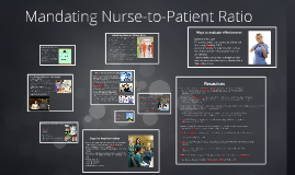 Man dating nurse to patient ratios and patient
