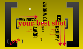 Copy of your best shot