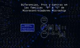Copy of Diferencias, Pros y Contras en las familias 10,12,16,18,24,3