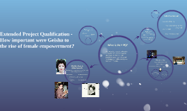 Copy of Extended Project Qualification -