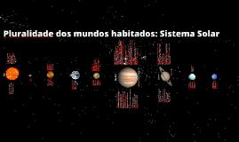 Pluralidade dos mundos habitados: Sistema Solar