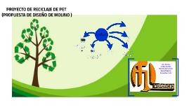 Copy of proyecto de reciclaje de pet